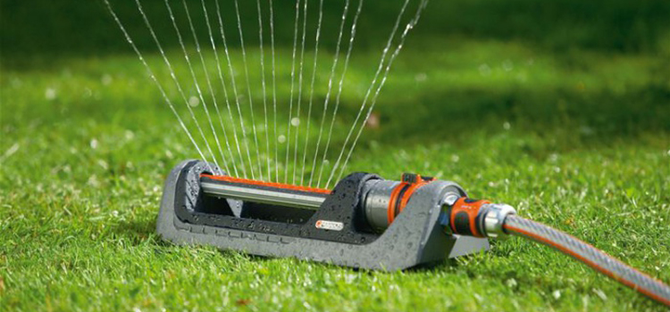 Ako zavlažovať záhradu?